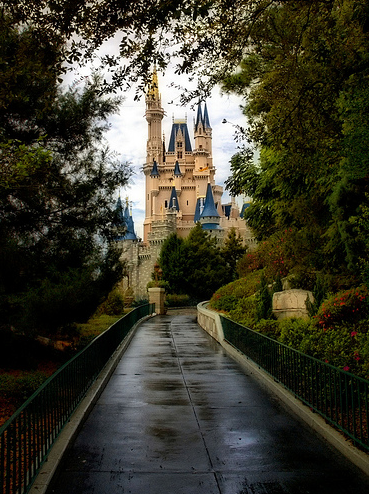 Walt-Disney-Castle